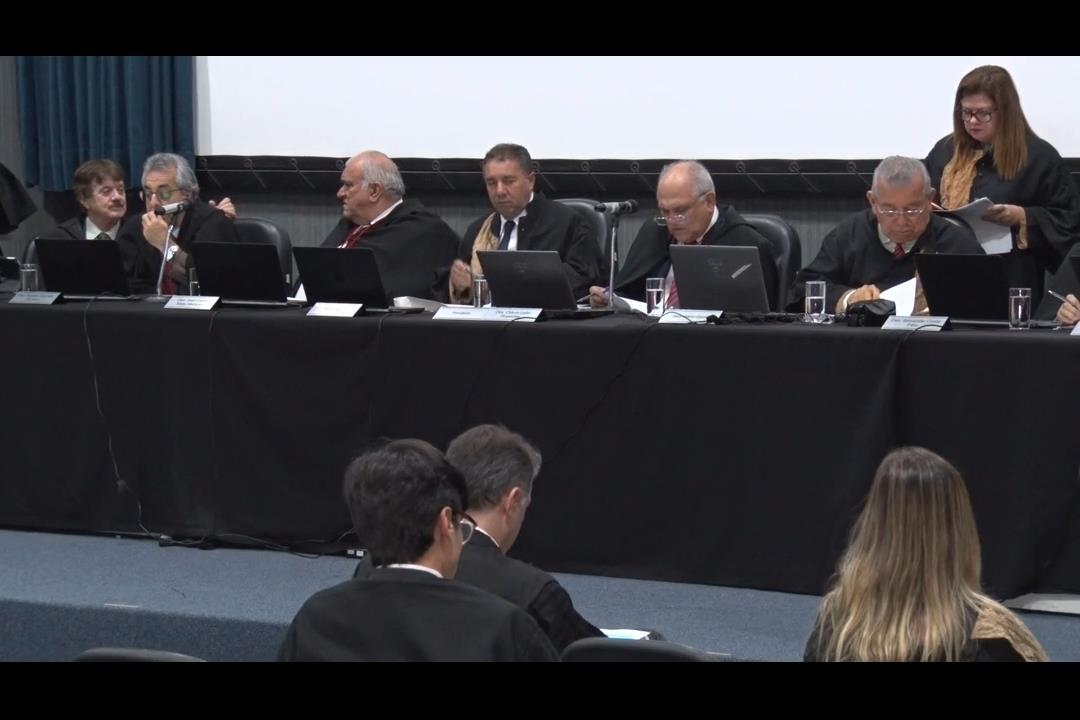 Sessões do Pleno do TJ/AL são realizadas no auditório da Esmal